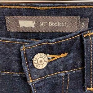Levi's Jeans - BOGO 👚Levi's boot cut jeans -7 (28x32)